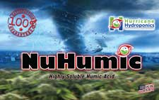 NuHumic Label